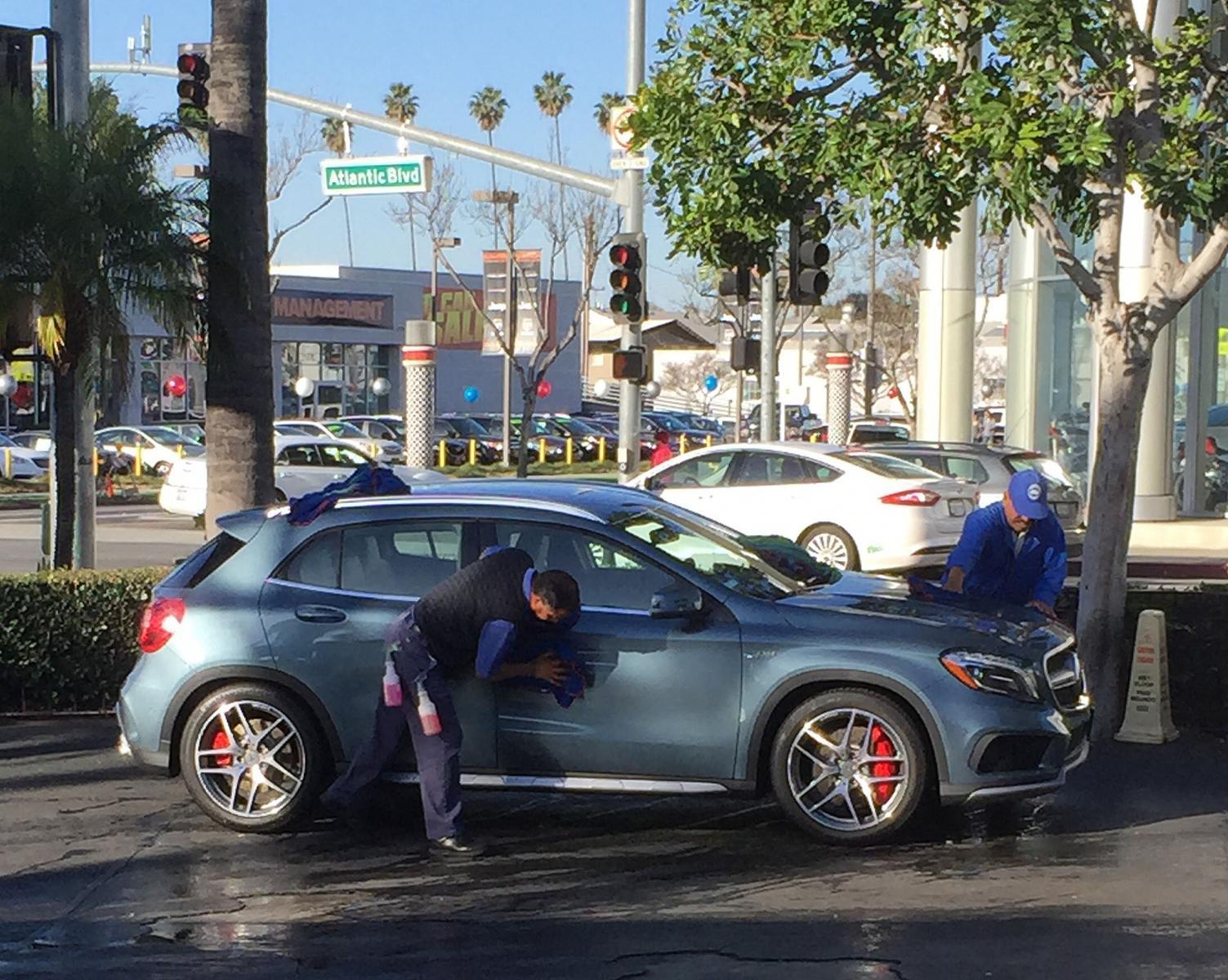 Car Wash Blue Ash