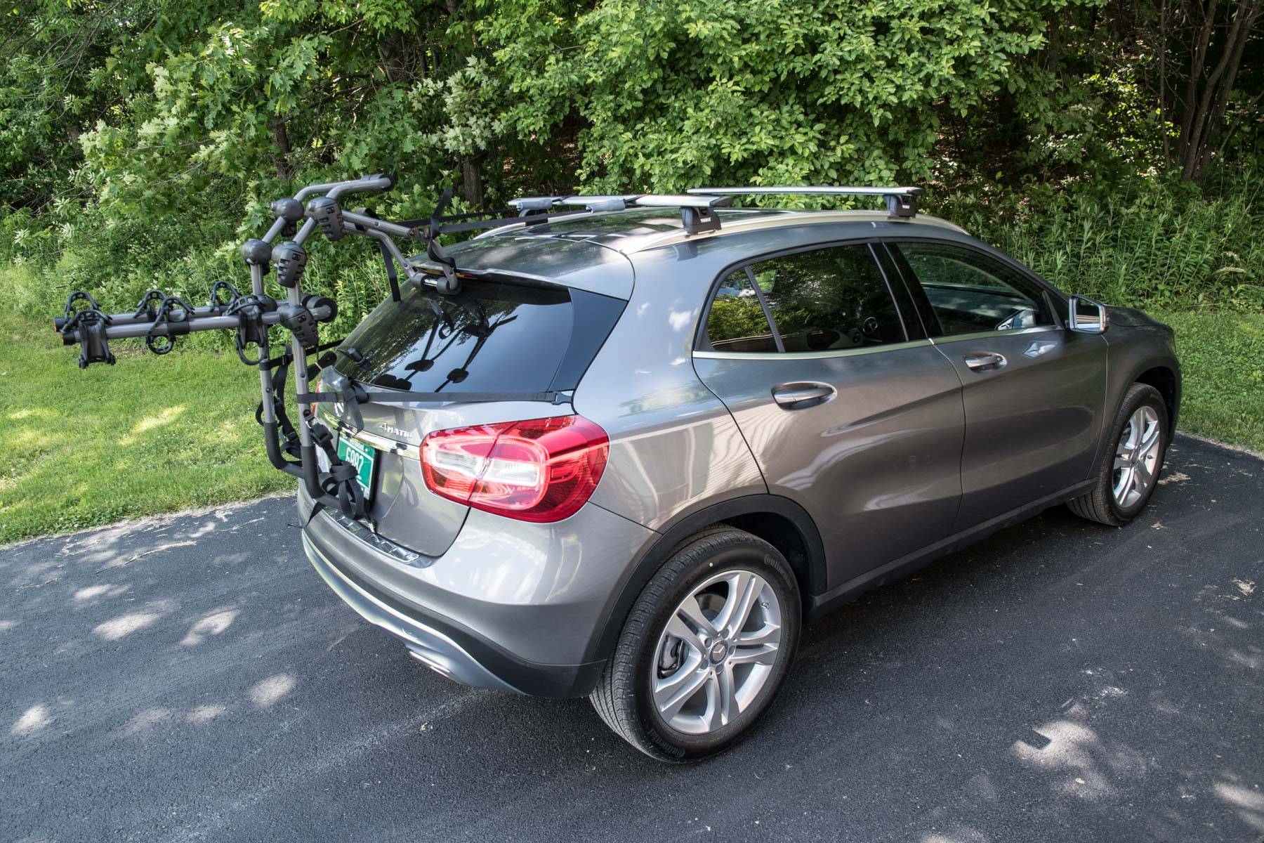 New Car And New Racks Mercedes Gla Forum