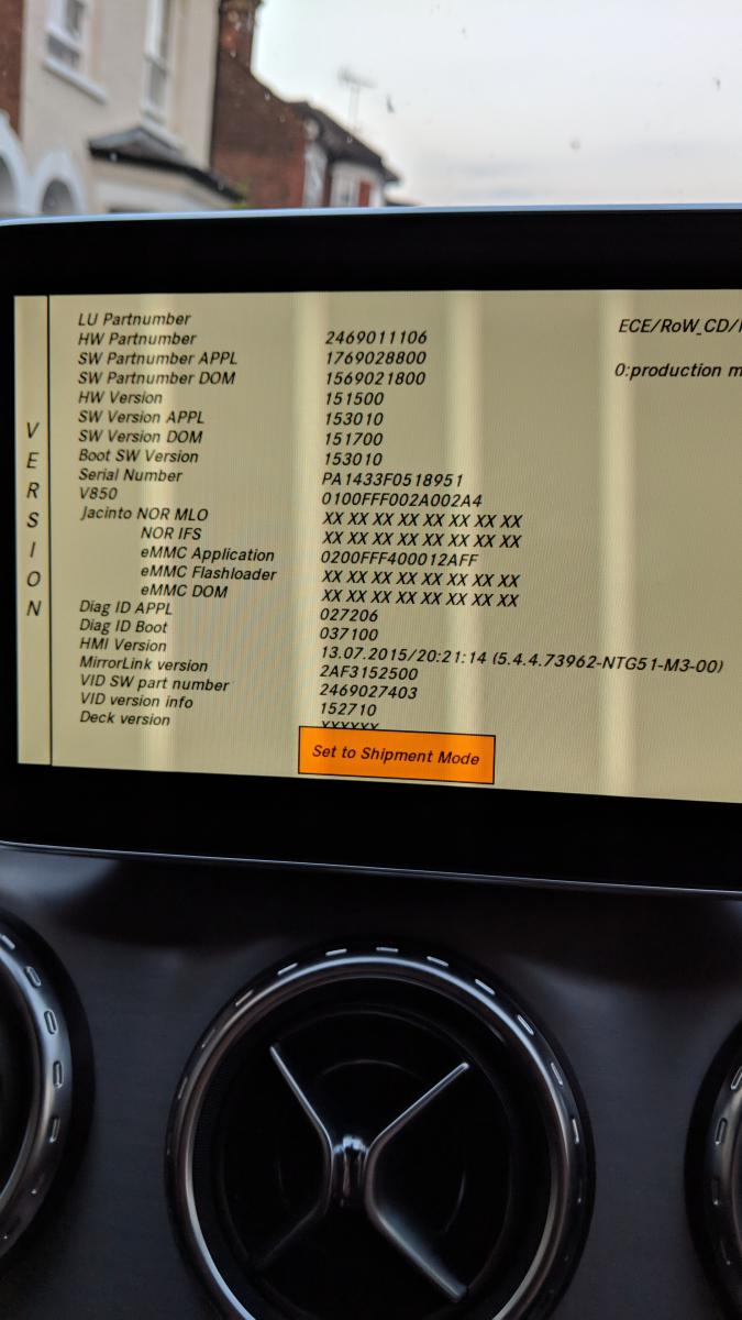 Activate Carplay & Android Auto - Page 16 - Mercedes GLA Forum