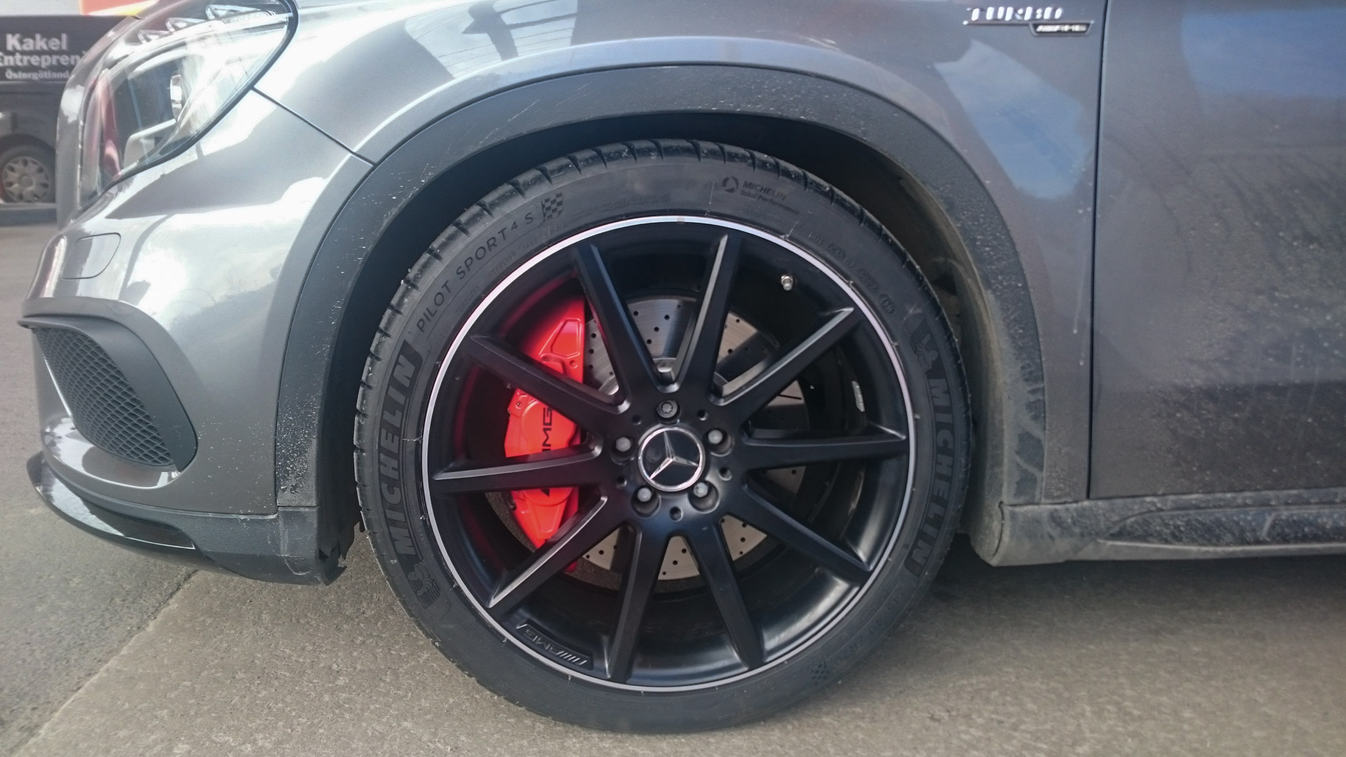 Michelin PS4S in 245/40R20 - Mercedes GLA Forum
