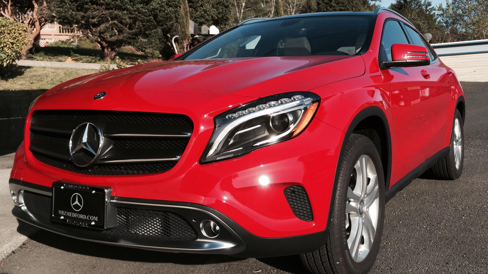 Jupiter Red Picture Thread Mercedes Gla Forum