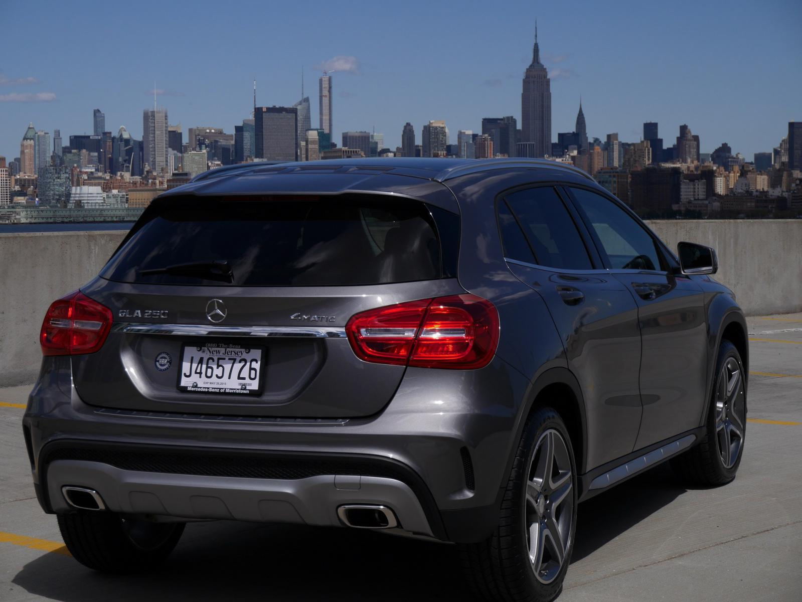 Mercedes Benz Of Morristown >> Mountain Grey Metallic picture thread - Mercedes GLA Forum