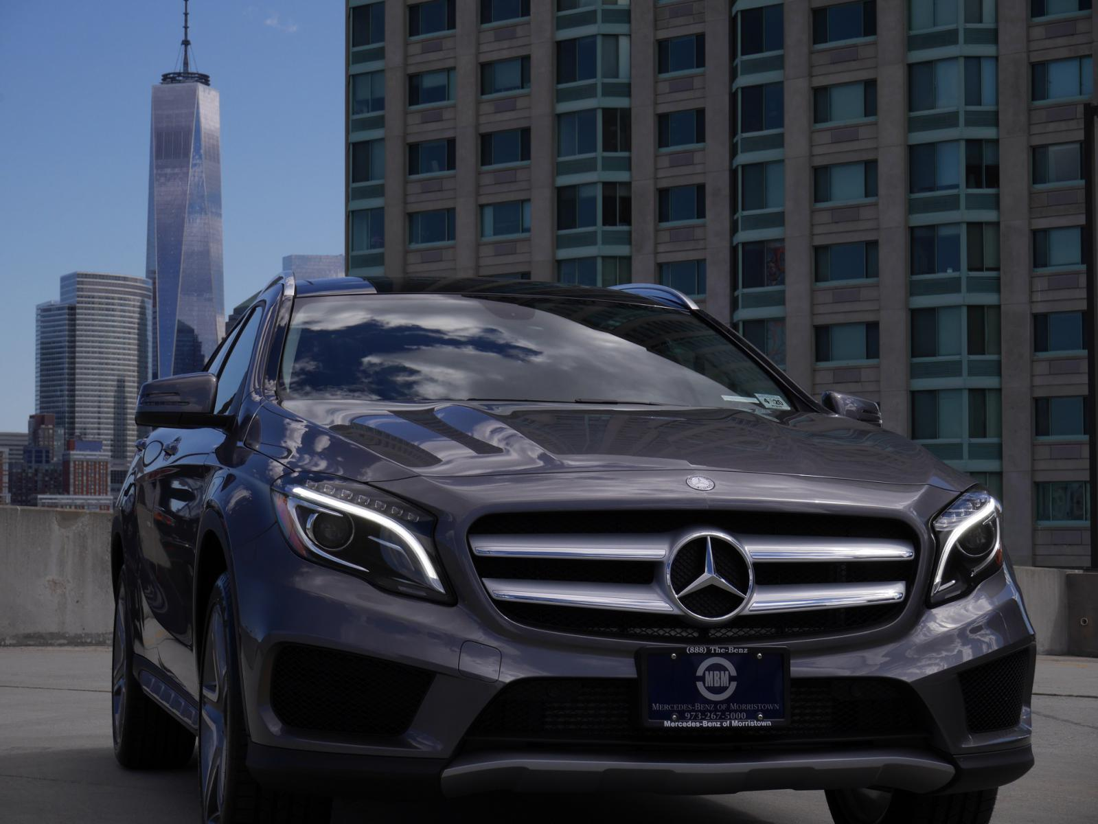 Mountain Grey Metallic picture thread - Mercedes GLA Forum