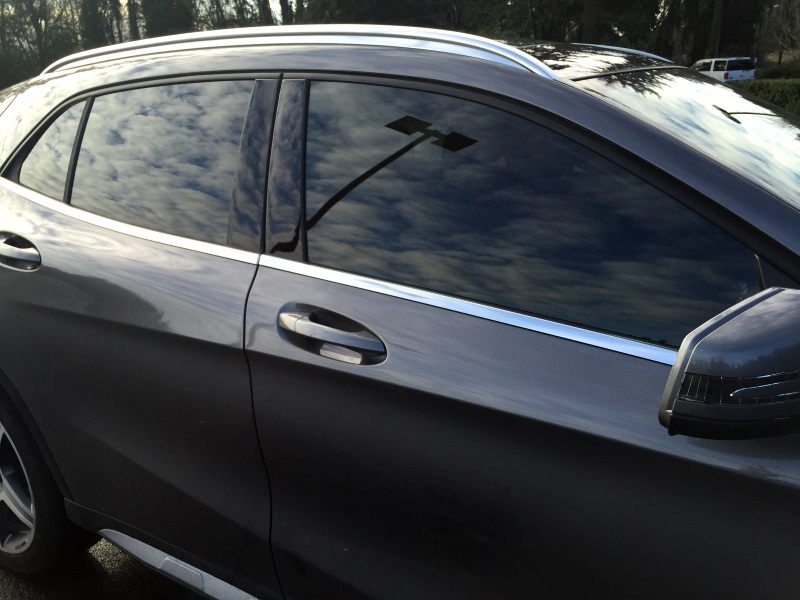 Tinted Windows Mercedes Gla Forum