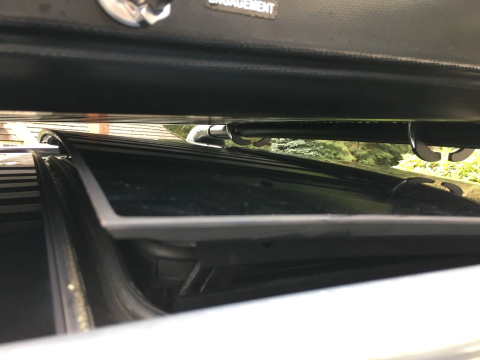 Roof Rack And Thule Force M Cargo Box Mercedes Gla Forum