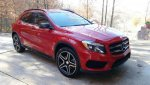 Red Hot GLA !
